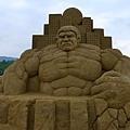 2012福隆國際沙雕藝術季37
