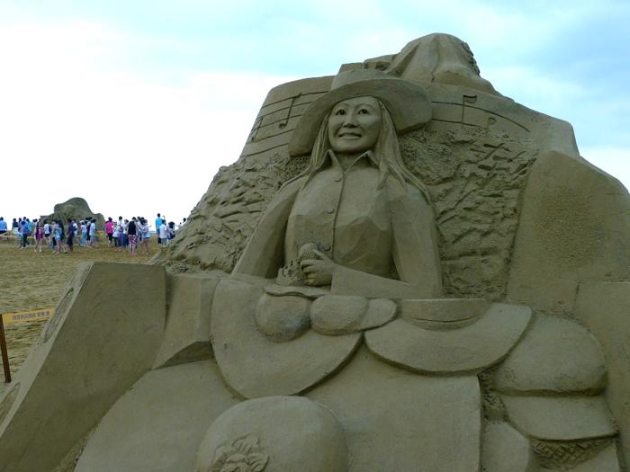 2012福隆國際沙雕藝術季36