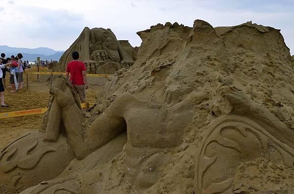 2012福隆國際沙雕藝術季34