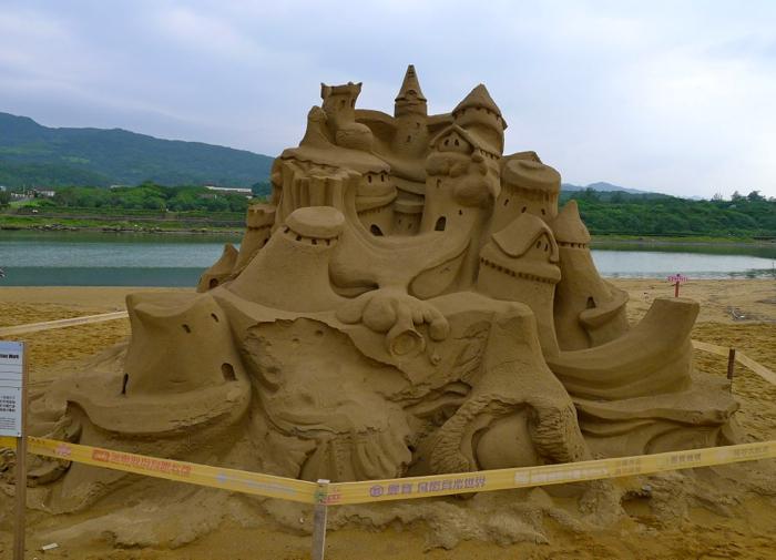 2012福隆國際沙雕藝術季28