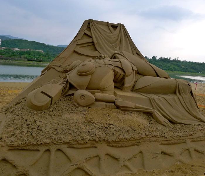 2012福隆國際沙雕藝術季27