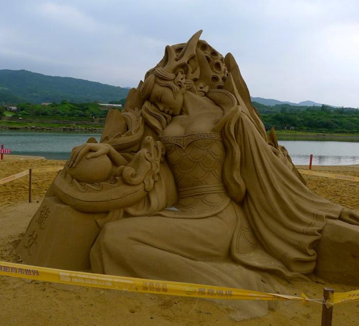 2012福隆國際沙雕藝術季26