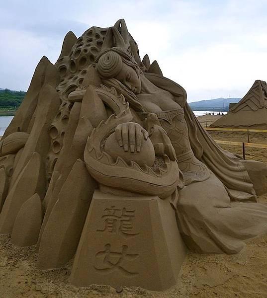 2012福隆國際沙雕藝術季24