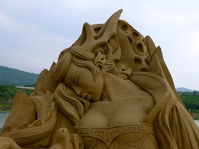 2012福隆國際沙雕藝術季25