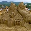 2012福隆國際沙雕藝術季18
