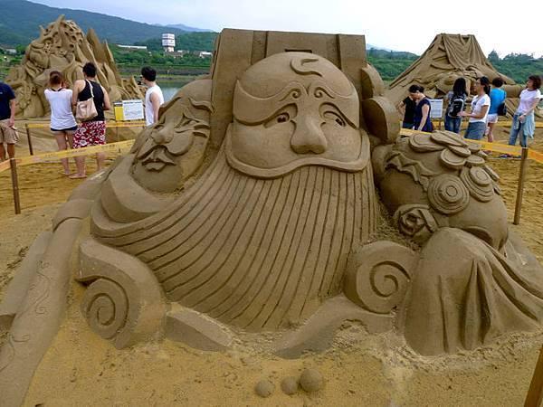 2012福隆國際沙雕藝術季17