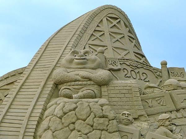 2012福隆國際沙雕藝術季12
