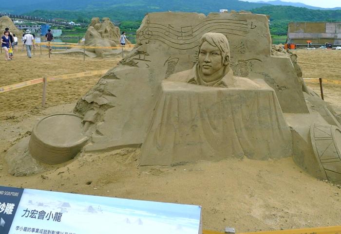 2012福隆國際沙雕藝術季09