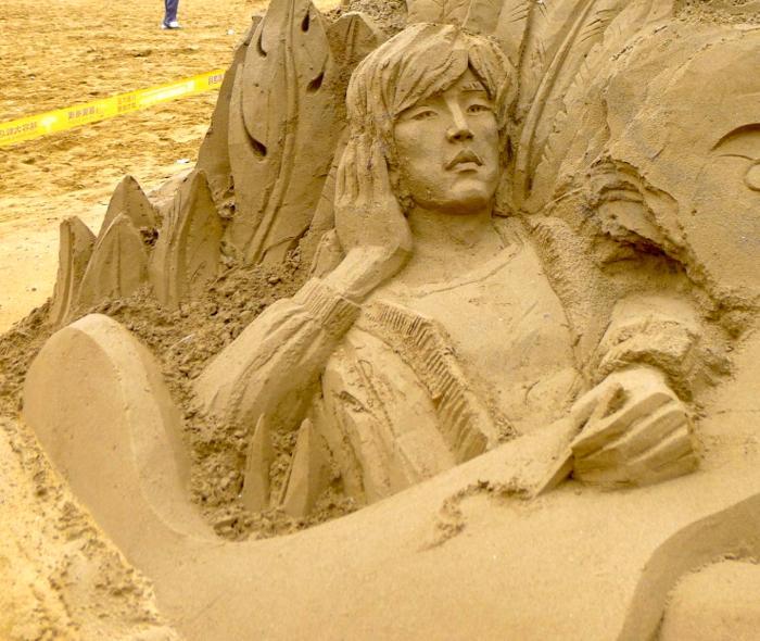 2012福隆國際沙雕藝術季04