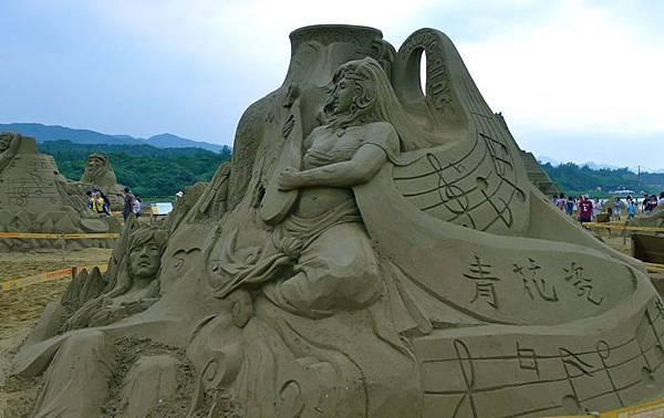 2012福隆國際沙雕藝術季03