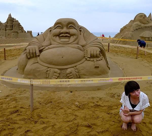 2012福隆國際沙雕藝術季02