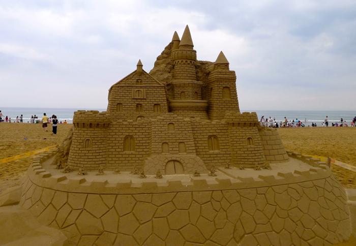 2012福隆國際沙雕藝術季01