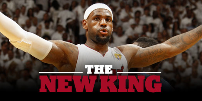 The New King