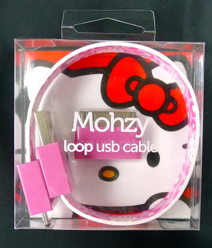 Hello Kitty 傳輸線