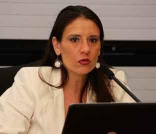 哥斯大黎加女副部長暴露視訊流出