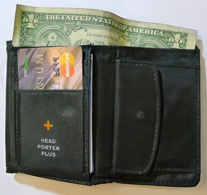皮夾中的不動美鈔