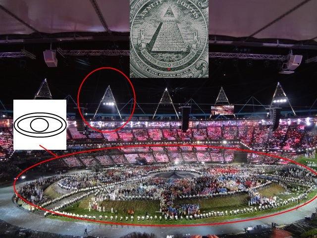 共濟會  倫敦奧運