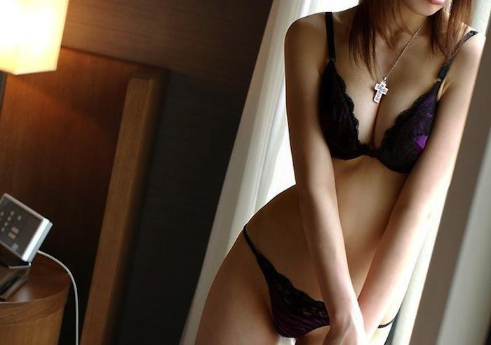 紫胸罩 08