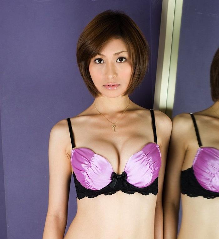 紫胸罩 15