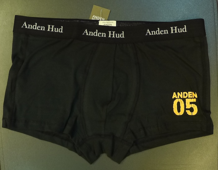 ANDEN HUD