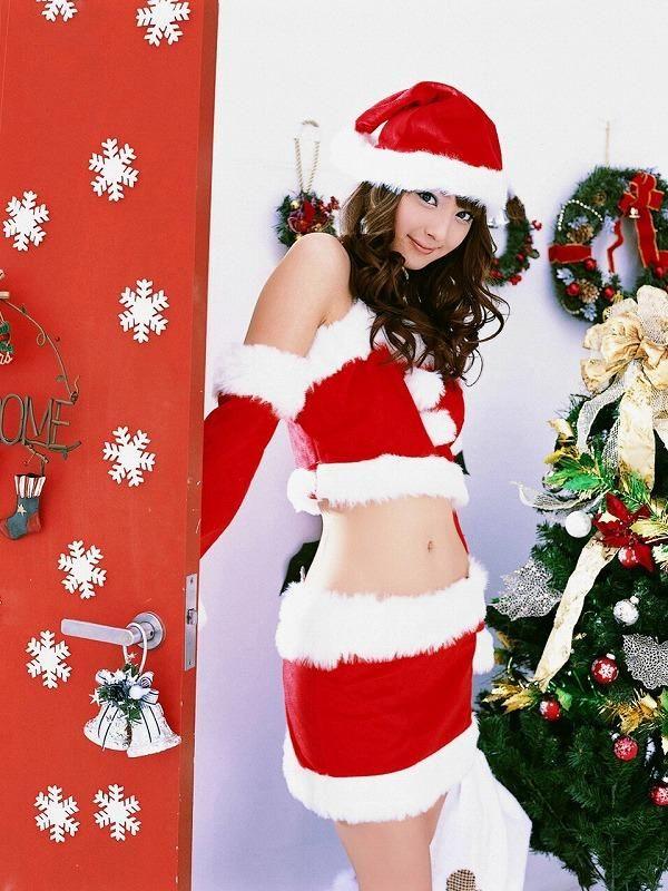 聖誕正妹 30