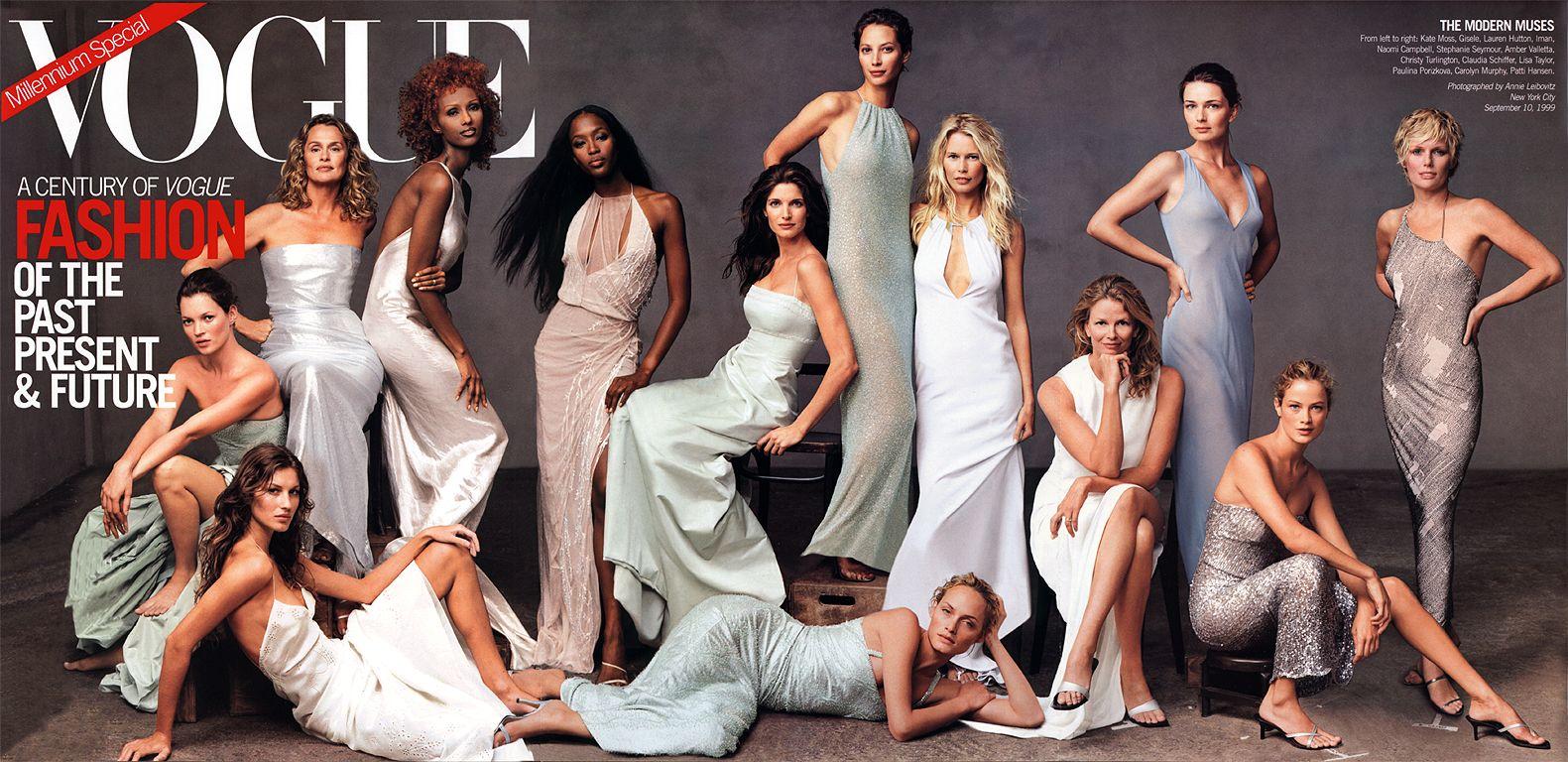 超級名模 Super Model Vogue