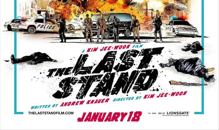 重擊防線 The Last Stand