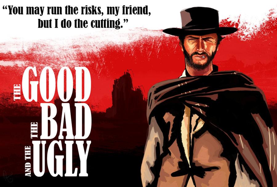 黃昏三鏢客 The Good, the Bad and the Ugly