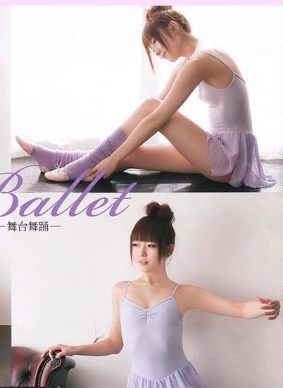 芭蕾舞者 麻倉憂