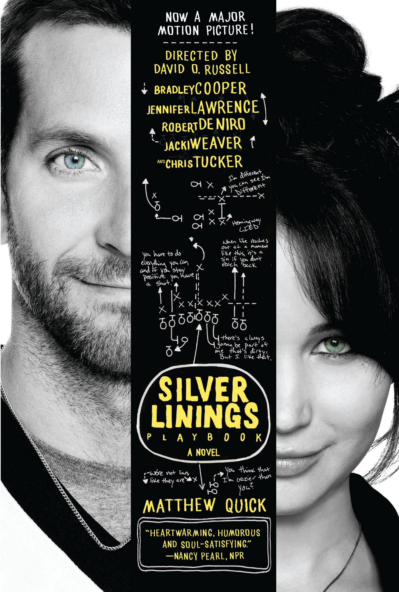 派特的幸福劇本 Silver Linings Playbook