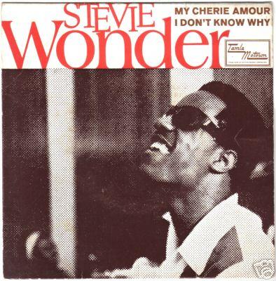 My Cherie Amour Stevie Wonder