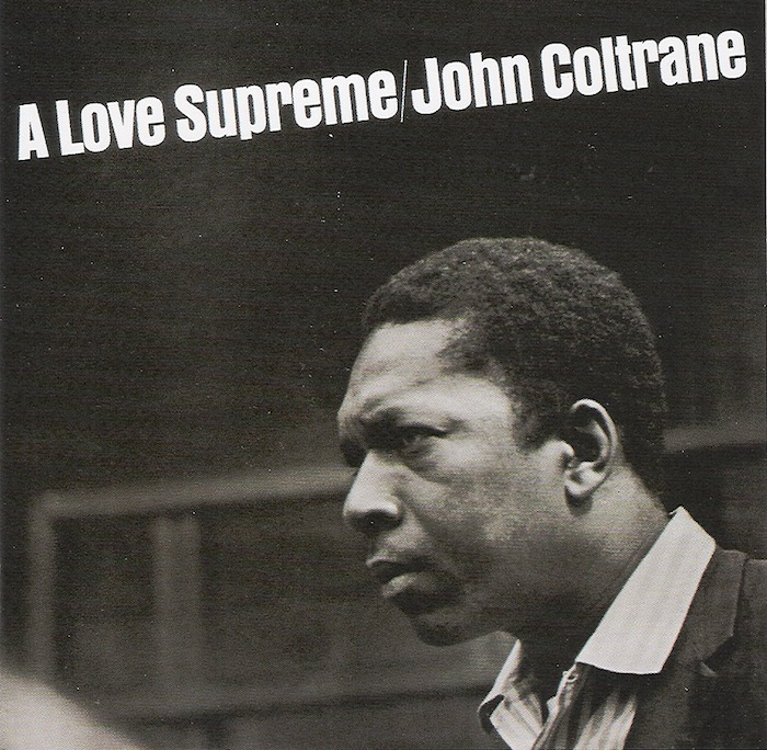 john coltrane supreme love