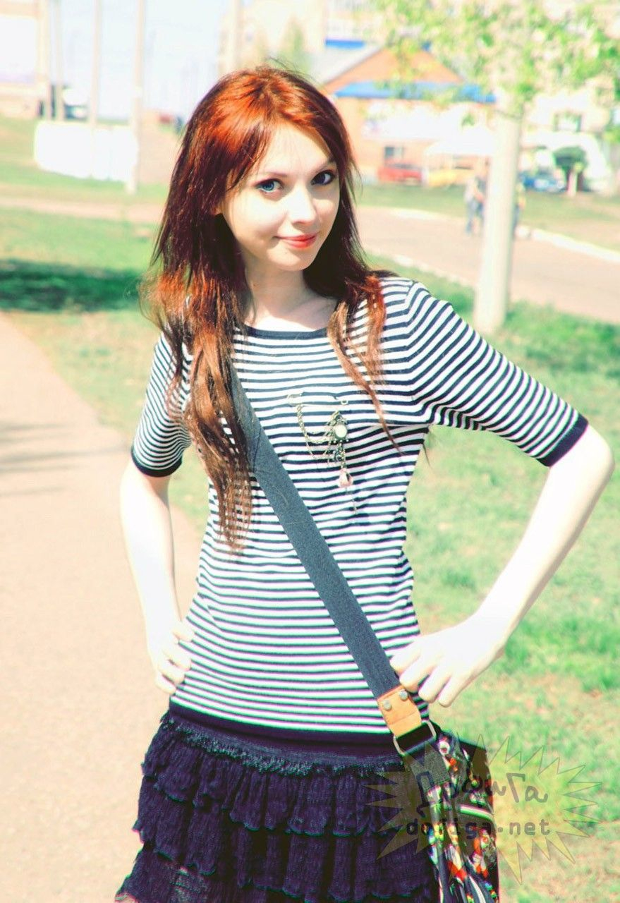 俄羅斯陰陽美少女