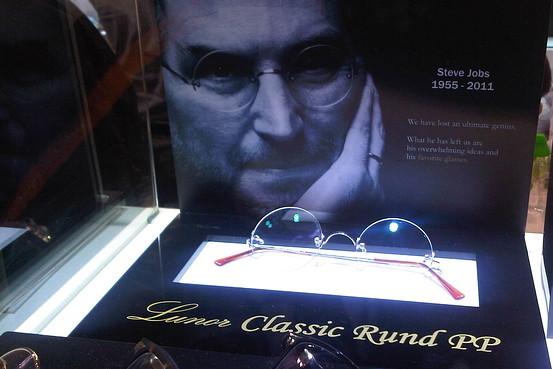 Lunor Classic Round Steve jobs