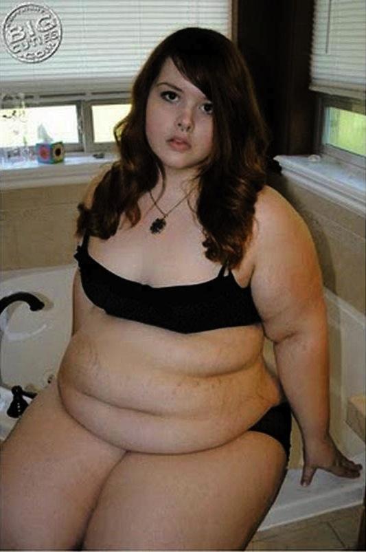 最美胖女人