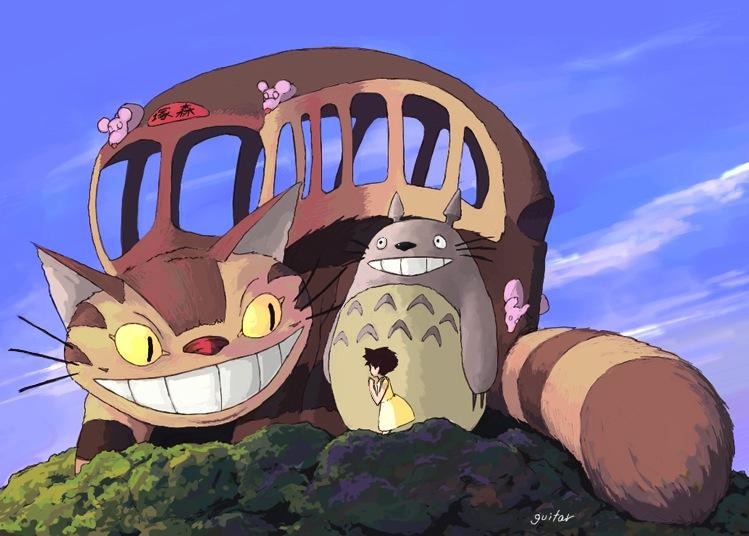 貓巴士 ネコバス
