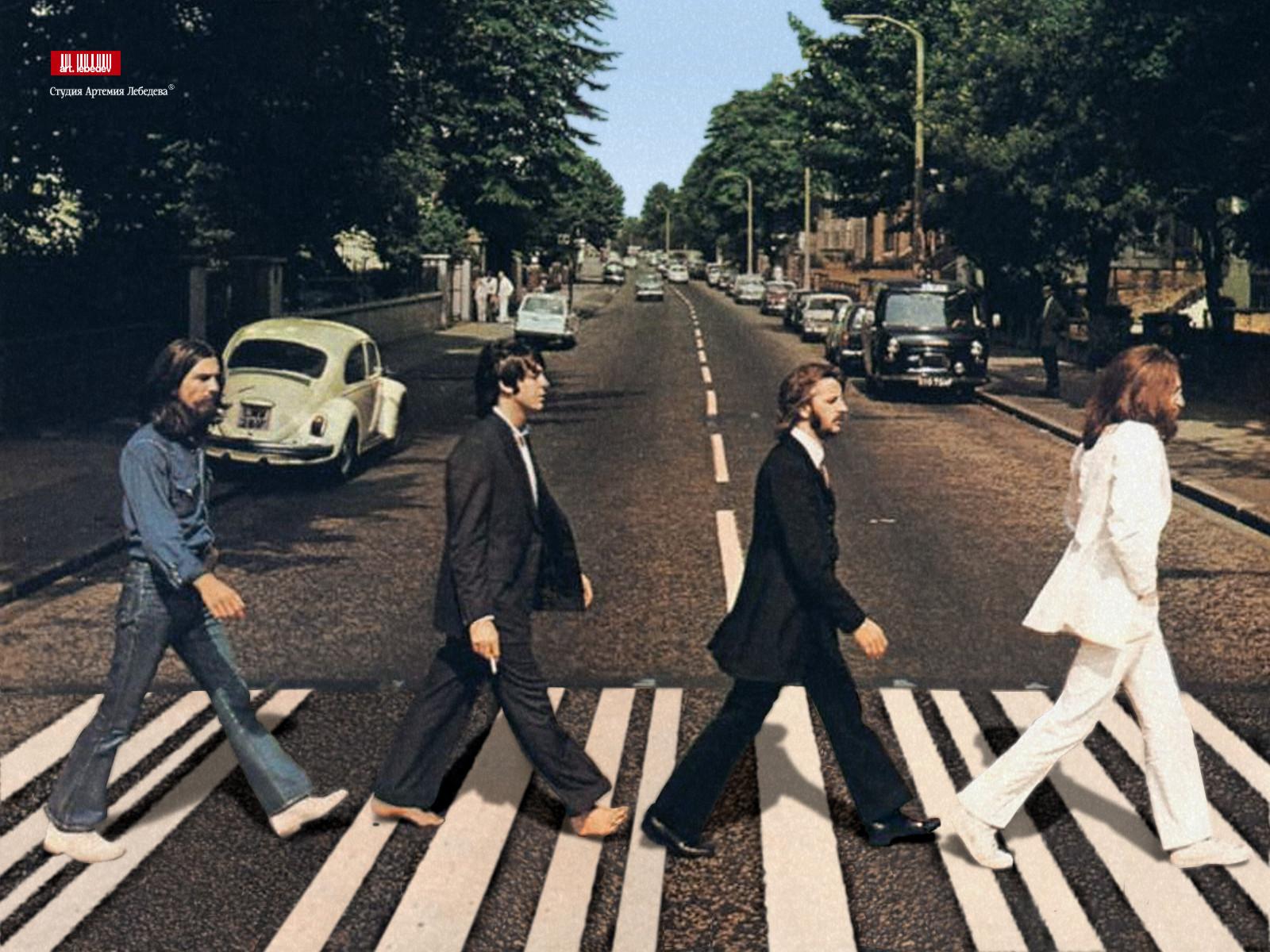 披頭四 the Beatles