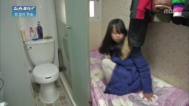 租屋還是坐牢 韓國租屋難民