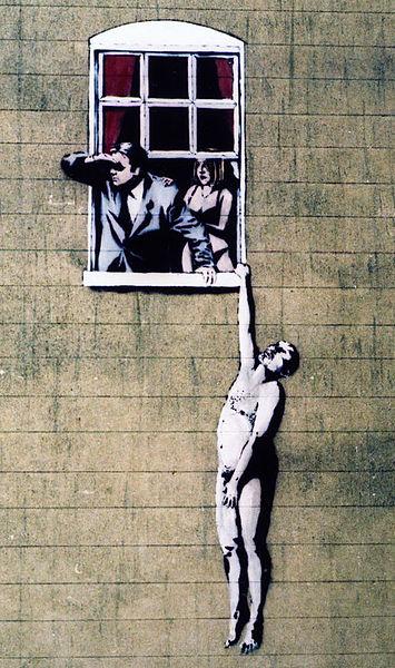 Banksy 小王