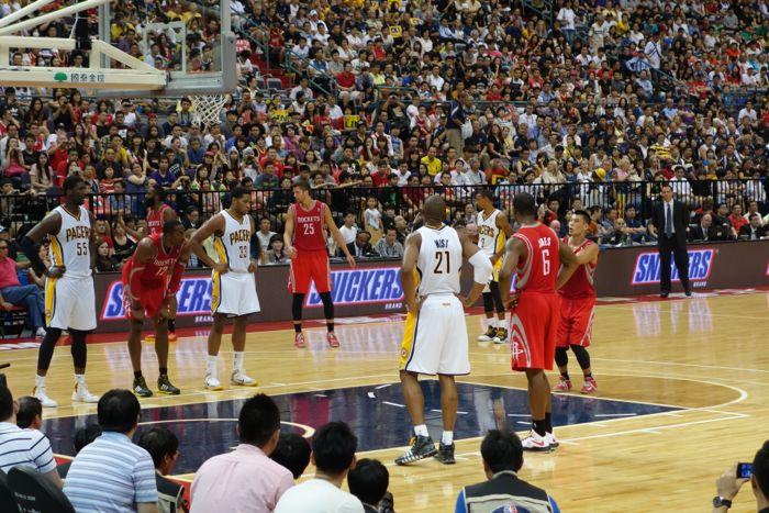 2013 NBA國際系列賽臺北站