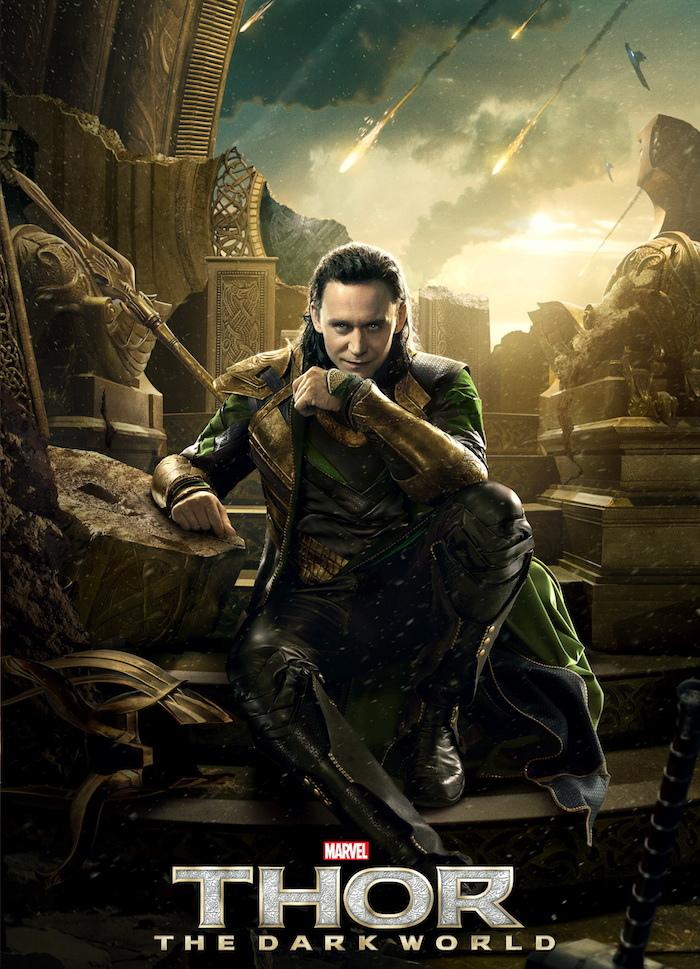 邪神洛基 Loki