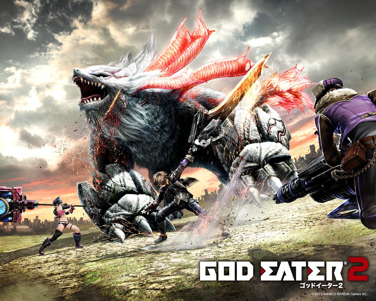 噬神戰士2 ゴッドイーター2