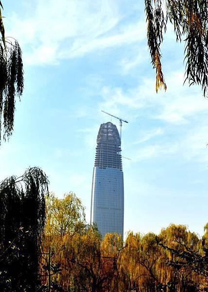 山東濟南 綠地中心