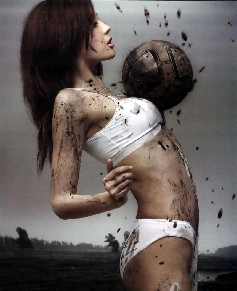 足球界第一名模
