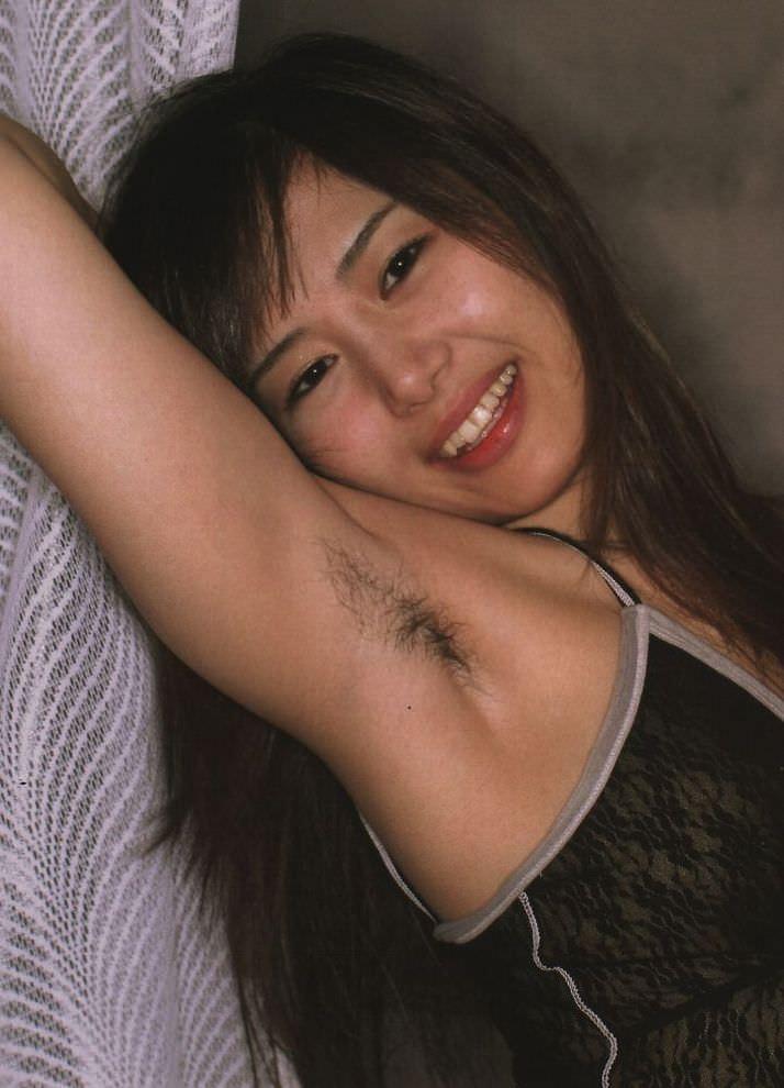 腋毛 腋下如何除毛
