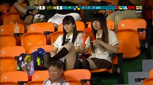 中華職棒 球迷觀衆