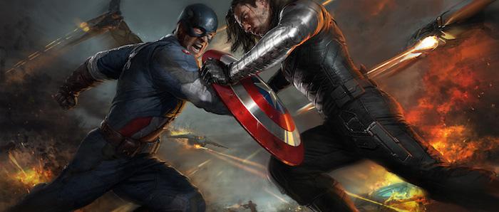 美國隊長2:酷寒戰士 Captain America The Winter Soldier