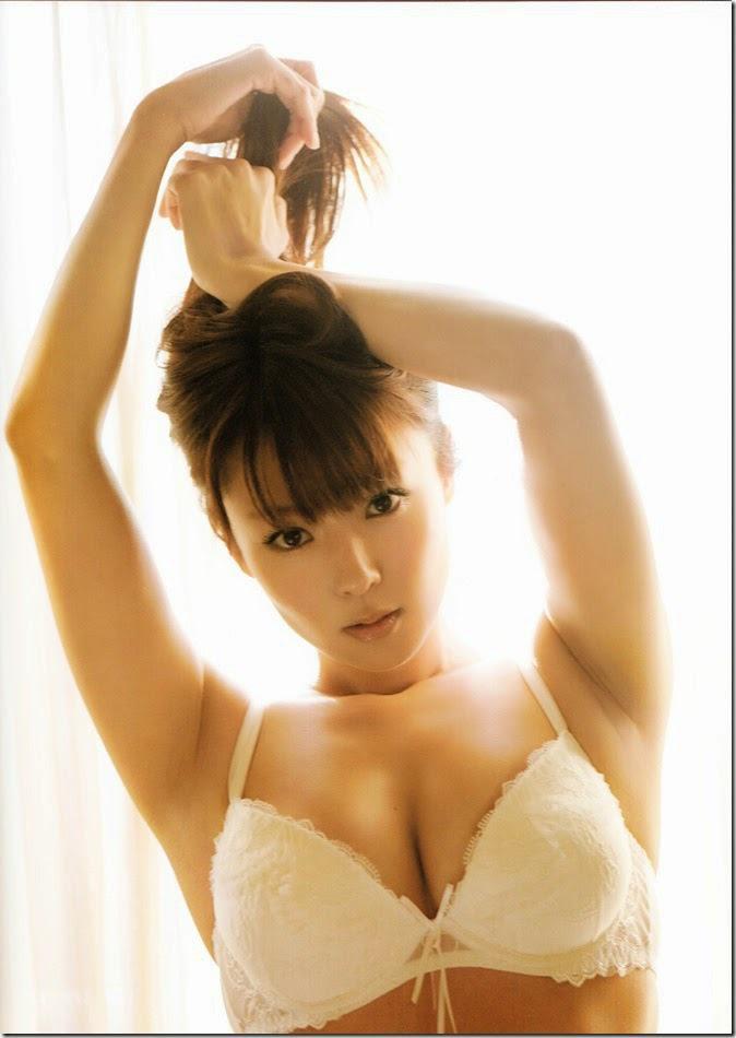 深田恭子 白色內衣