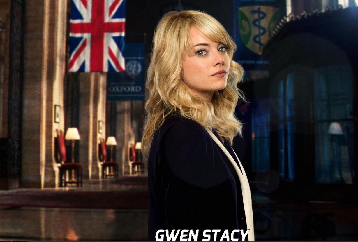 Gwen Stacy Emma Stone