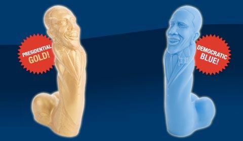 歐巴馬 假陽具